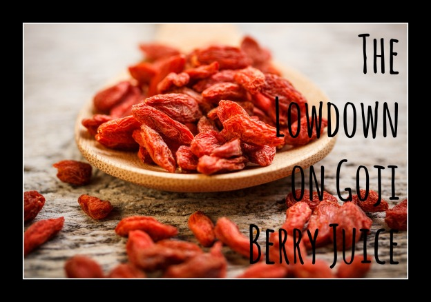 The Lowdown On Goji Berry Juice Our Little Organic Life