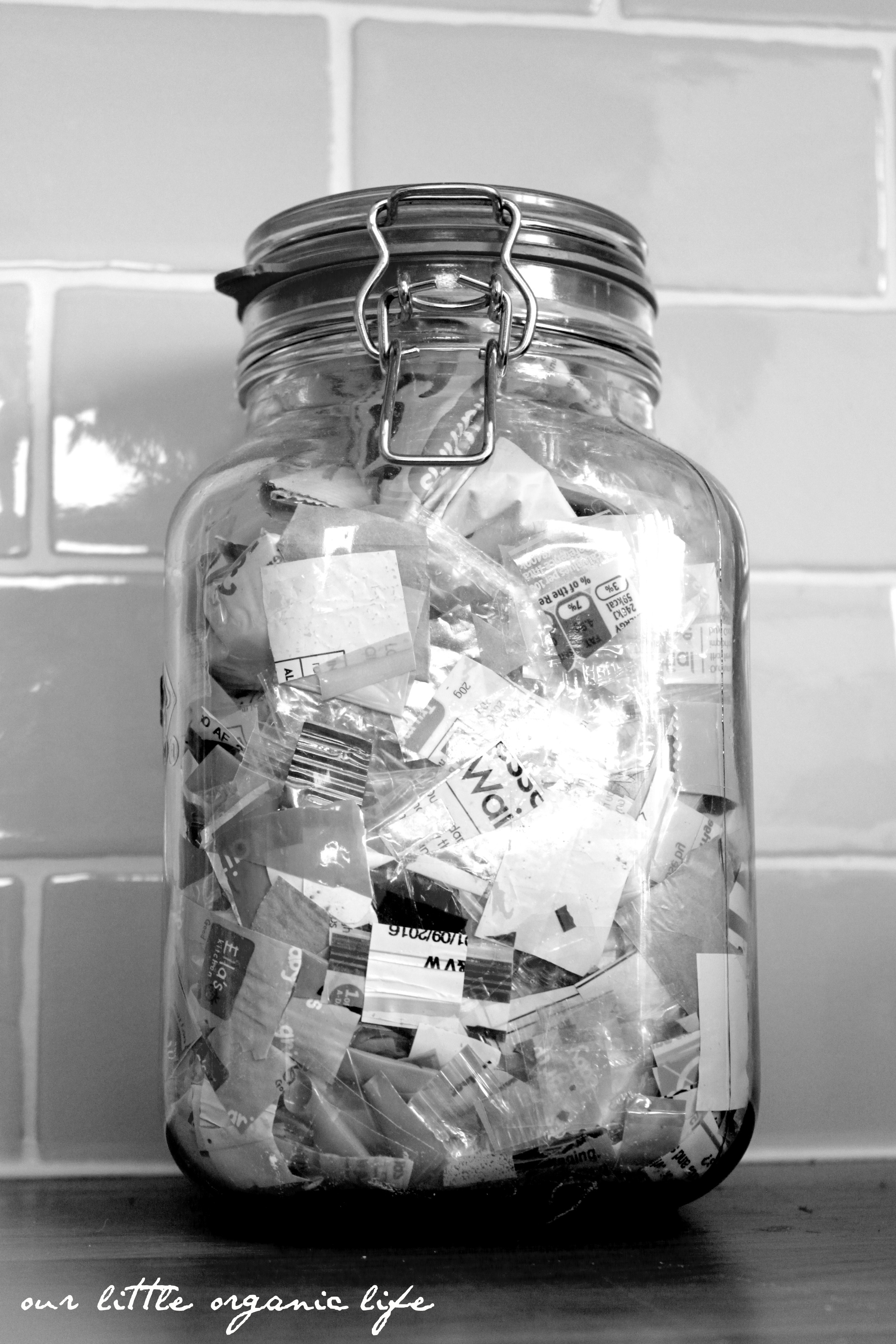 OLOL Zero Waste Jar