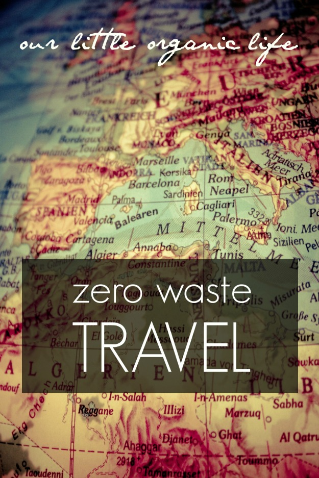 OLOL zero waste travel