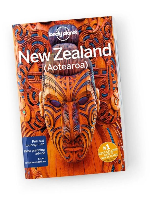 Lonely Planet New Zealand Guide